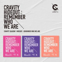 CRAVITY – HIDEOUT: REMEMBER WHO WE ARE