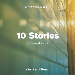 INIFNITE: Kim Sung Kyu – 10 Stories (Normal Ver.)