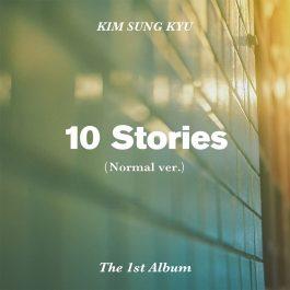 INIFNITE: Kim Sung Kyu – 10 Stories (Normal Ver.)