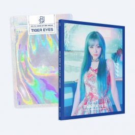 Lovelyz: Ryu Su Jeong – Tiger Eyes