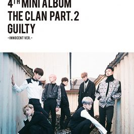 MONSTA X – THE CLAN 2.5 PART.2 GUILTY