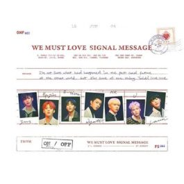 ONF – WE MUST LOVE