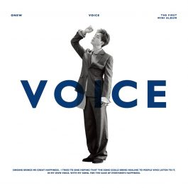 SHINee: ONEW – VOICE