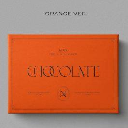 TVXQ: MAX (CHANGMIN) – Chocolate