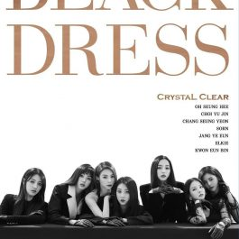 CLC – BLACK DRESS