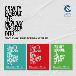 CRAVITY – HIDEOUT: THE NEW DAY WE STEP INTO
