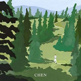 EXO: CHEN – April, and a flower