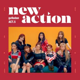 Gugudan – Act.5 New Action