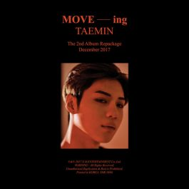 SHINee: TAEMIN – MOVE-ing