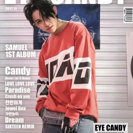 Samuel – EYE CANDY