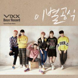 VIXX – Boys' Record