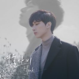 VIXX: HYUK – Winter butterfly