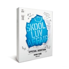 BTS – Skool Luv Affair (Special Addition) (re-release)