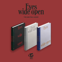 TWICE – Eyes wide open