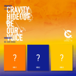 [PREORDER] CRAVITY – SEASON3. HIDEOUT: BE OUR VOICE
