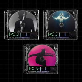 EXO: KAI – KAI (开) (Jewel Case Ver.)