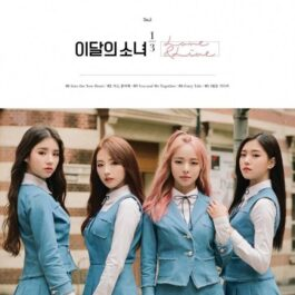LOONA 1/3 – Love & Live (Normal Edition)