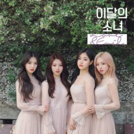 LOONA 1/3 – Love & Evil B (Normal Edition) (Repackage)