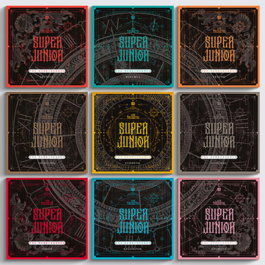 SUPER JUNIOR – The Renaissance (SQUARE Style)