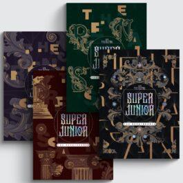 SUPER JUNIOR – The Renaissance (The Renaissance Style)
