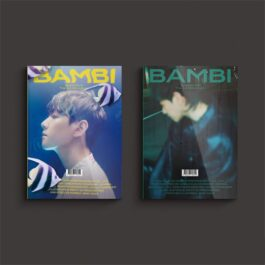 BAEKHYUN – Bambi (Photo Book Ver.)