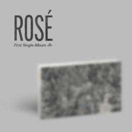 BLACKPINK: Rosé – First Single Album -R-