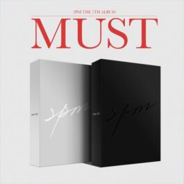 [PREORDER] 2PM – MUST