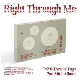 DAY6 – Right Through Me