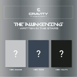 CRAVITY – Part.1 The Awakening: Written in the Stars