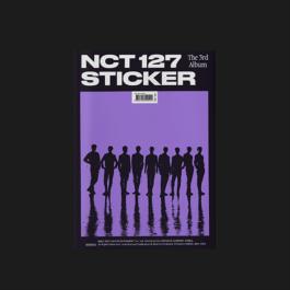 NCT 127 – Sticker (Sticker Ver.)