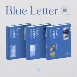 WONHO – Blue letter