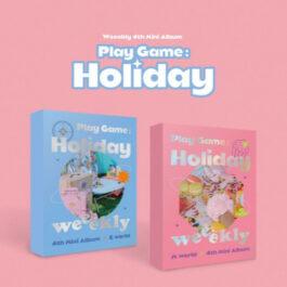 Weeekly – Play Game: Holiday