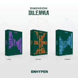 ENHYPEN – DIMENSION: DILEMMA