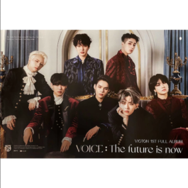 Plakat Victon – VOICE: The future is now