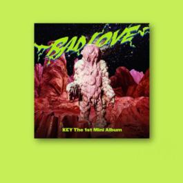 SHINee: KEY – BAD LOVE (PhotoBook Ver.)