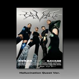 aespa – Savage (Photo Book Ver.)